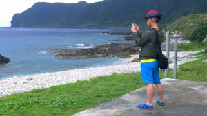 Chinese-tourists-on-Lanyu