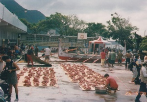 boat launching meat offer